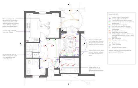 technical drawing floor plan technical drawings contemporary floor plan london