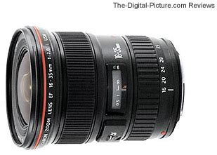 canon ef 16 35mm lens images