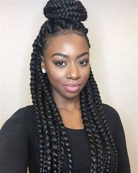 recent comment on african american braid style made by tv personality coiffure africaine 2017