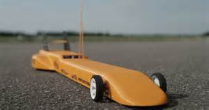 Worlds Fastest Worlds Fastest Rc Car 3d Printed On Ultimaker 2 Extended
