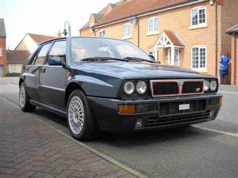Lancia Integrale Evo For Sale Lancia Delta Integrale Evo Car For Sale