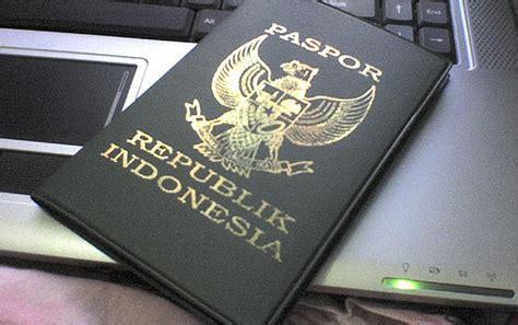 membuat paspor turis cara buat paspor baru secara online ikeni net