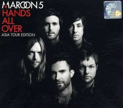 Cd Maroon 5 Songs About Import maroon 5 all cd