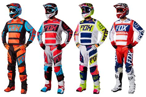 fox motocross jersey product 2017 fox gear sets motoonline com au