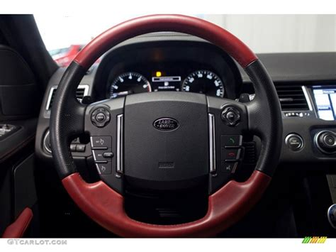 range rover steering wheel 2012 land rover range rover sport autobiography steering