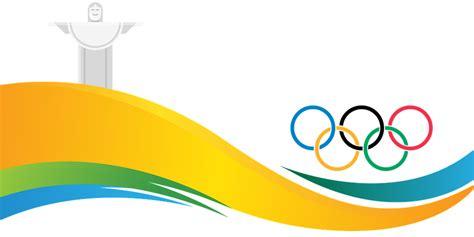 foto design flad gambar vektor gratis banner rio 2016 olimpiade