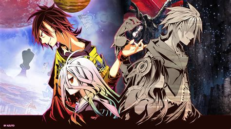 wallpaper game anime no game no life anime images no game no life9 hd