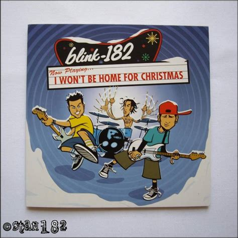 song of the week blink 182 i won t be home