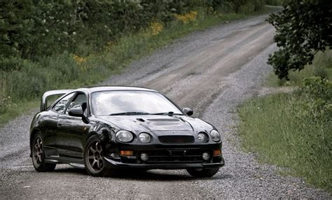 Toyota Celica Gt Four Iconic Cars From The Past That Should Make A Comeback