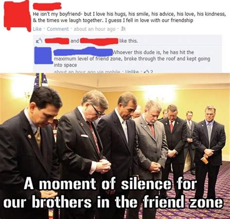 Moment Of Silence Meme - the gallery for gt friend zone meme moment of silence