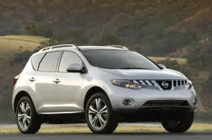 Nissan Svu Nissan Suv New Nissan Murano Review Suv Today