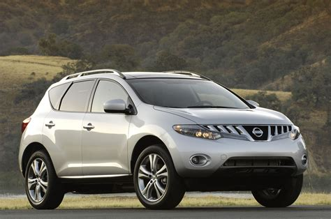 nissan jeep 2009 nissan suv nissan murano review suv today