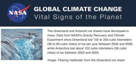 climate change vital signs of the planet study finds nasa lying about antarctic ice the deplorable climate