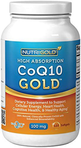 Resveratrol 100 Mg 120 Softgel Antiaging Awetmuda Putih Itk nutrigold coq10 gold high absorption clinically proven kanekaq10 100 mg 120 softgels