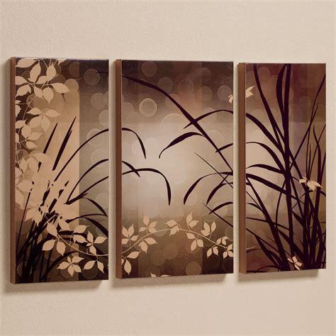 Celebrate Elegance Triptych Canvas Wall Art Set Wall Decor Canvas Prints
