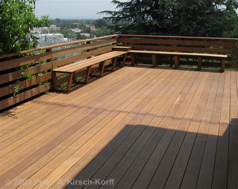 wood deck bench woodwork wood bench for decks pdf plans