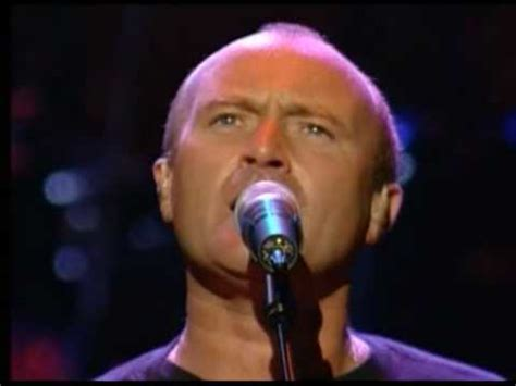 phil collins take me home live