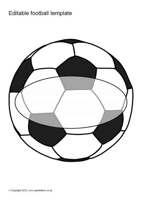 football templates free editable football templates sb8241 sparklebox