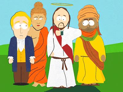 south park best friends what if we really had religious choice