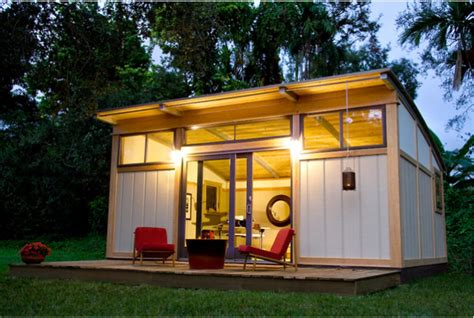 Prefab Cottages Florida by Cabin Fever
