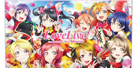 love live the school idol movie anime review animeggroll