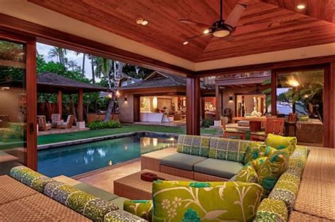 home design diamonds oceanfront luxury home offers oahu island living home oahu and pools