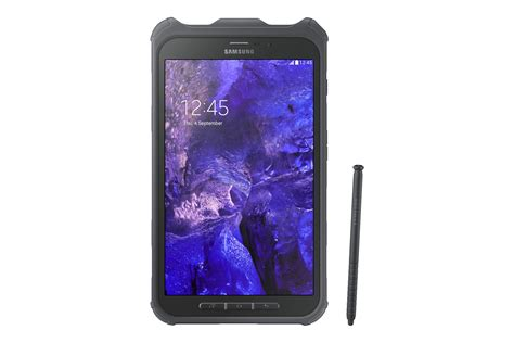 samsung launches the galaxy tab active a ruggedized tablet for businesses sammobile sammobile