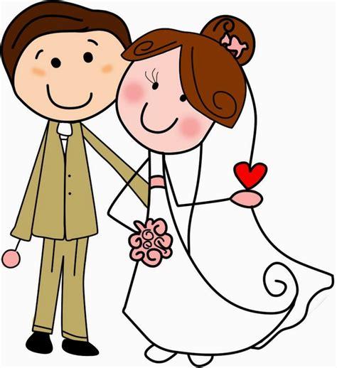 matrimonio clipart im 225 genes de caricaturas de parejas de novios vestidos para
