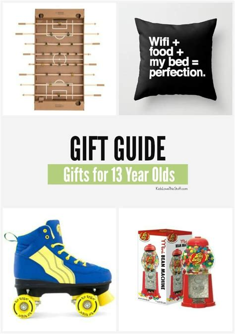 22 of the best birthday and christmas gift ideas for 13