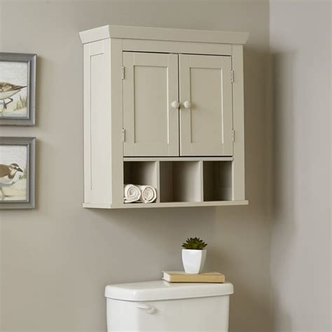 wall bathroom cabinet