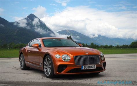 2019 bentley continental 2019 bentley continental gt drive return of the