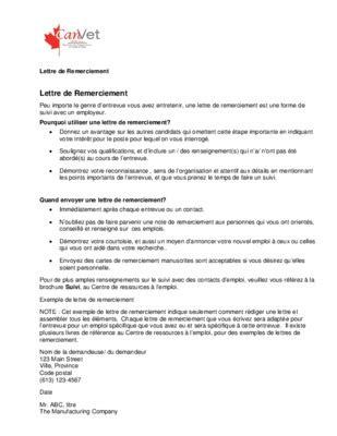 Exemple Lettre De Remerciement Commanditaire lettre de remerciement commanditaire pdf notice manuel d