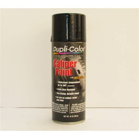 dupli color black dupli color caliper paint black aerosol automotive paint