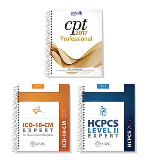 medical coding books aapc code books