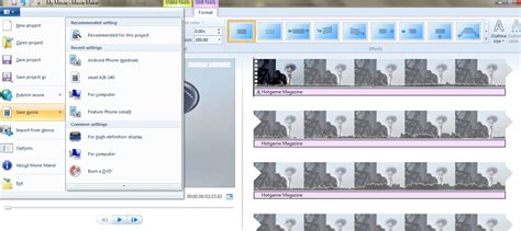 membuat watermark di windows movie maker cara membuat watermark video yang bagus dengan windows