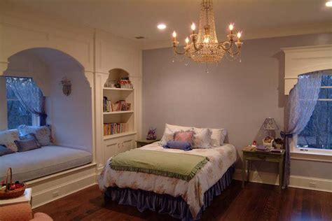 alcove bedroom girls bedroom with deep alcove windowseat hooked on houses