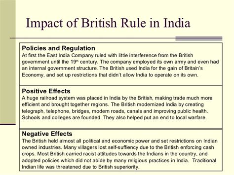 Influence Of Occupation Of Britain Essay by Partition Of India