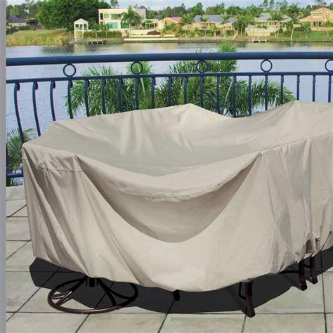 Treasure Garden Patio Table Covers: Durable patio