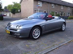 Spider Alfa Romeo Alfa Romeo Gtv And Spider