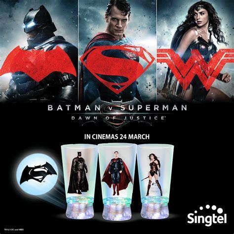 Hp Huawei Batman Vs Superman brandchannel batman v superman the wide world of brands plugging the