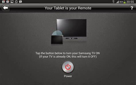 Televisi Samsung Android aplikasi smart remote pada samsung galaxy tab 3 tutorial photoshop tutorial tutorial