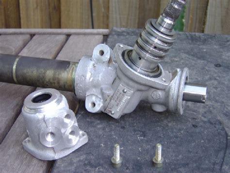 How To Rebuild A Power Steering Rack by Rhd Power Steering Rack Rebuild Rennlist Discussion Forums
