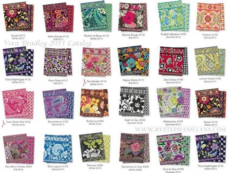 design pattern list make your own vera bradley pattern pendants from upcycled