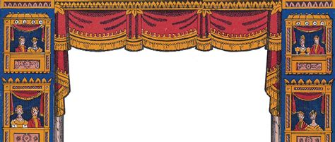 Craft Tutorials Galore At Crafter Holic Victorian Toy Theatre Theatre Template