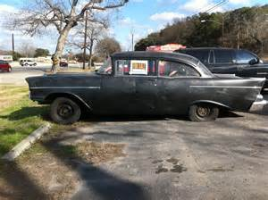 Chevrolet 1957 For Sale 1957 Chevy Two Door For Sale In Oak Hill Atx Car