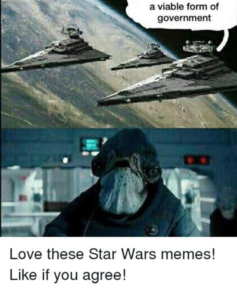 Star Wars Love Meme - 25 best memes about star wars star wars memes