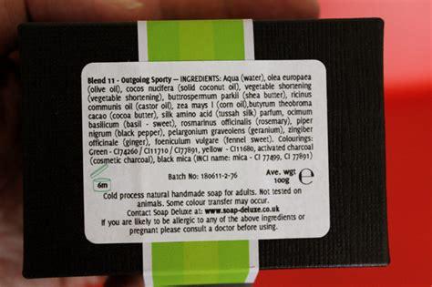 Handmade Soap Ingredients - artisanal skin care spotlight soap deluxe