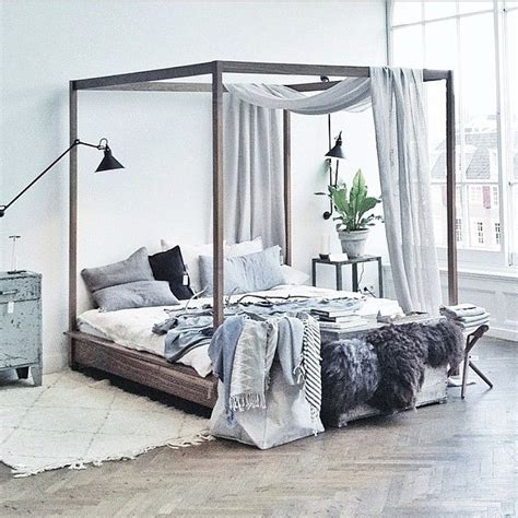 4 post bed best 25 four poster beds ideas on poster beds