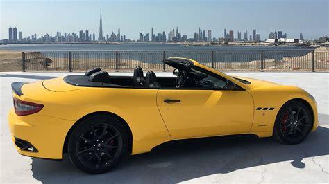 maserati sport car 2016 maserati grancabrio sport test drive youtube