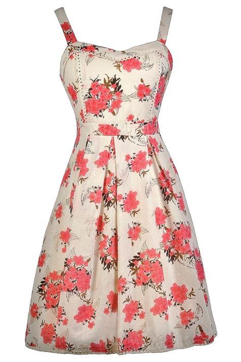 Cutie Dress pink floral print dress pink dress pink sundress